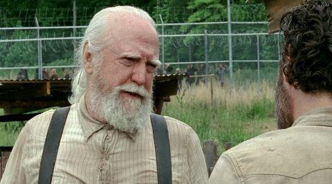 Muere Scott Wilson Hershel Greene En The Walking Dead