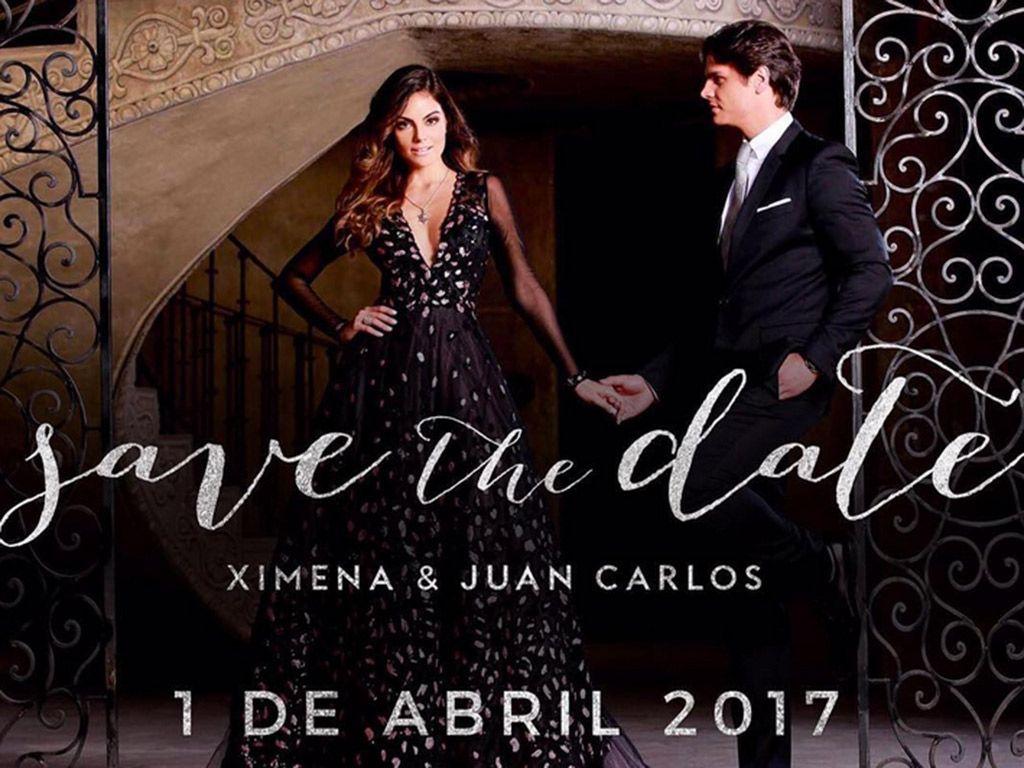 Matrimonio Ximena Navarrete : Ximena navarrete anuncia la fecha de su boda