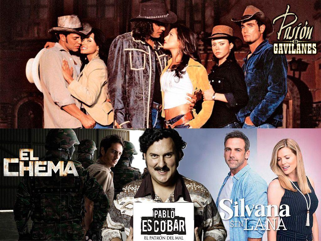 14+1 telenovelas disponibles en Netflix España