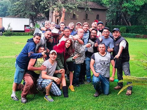 Social group, People, Team, Community, Youth, Event, Fun, Leisure, Grass, Tree,