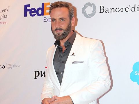 Facial hair, White-collar worker, Award, Beard, Suit,