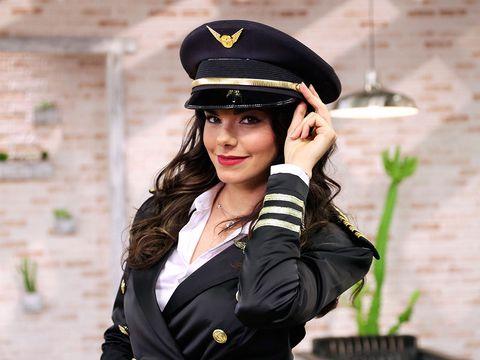 Peaked cap, Clothing, Official, Uniform, Police officer, Cap, Law enforcement, Street fashion, Headgear, Fashion,