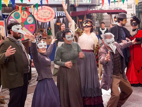 Event, Fun, Crowd, Tradition, Temple, Dress, Bazaar, Ceremony, Middle ages,