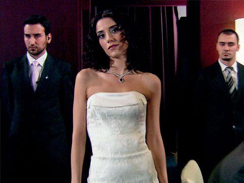 Photograph, Bride, Wedding dress, Dress, Gown, Formal wear, Wedding, Ceremony, Bridal clothing, Fashion,