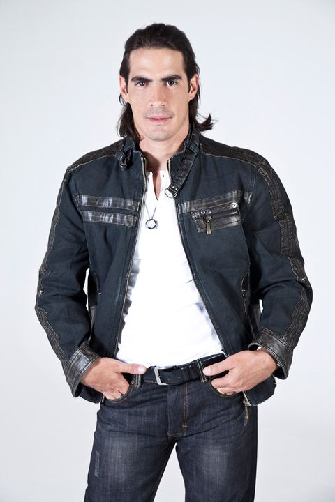 Clothing, Jeans, White, Black, Jacket, Denim, Leather, Leather jacket, Outerwear, Cool,