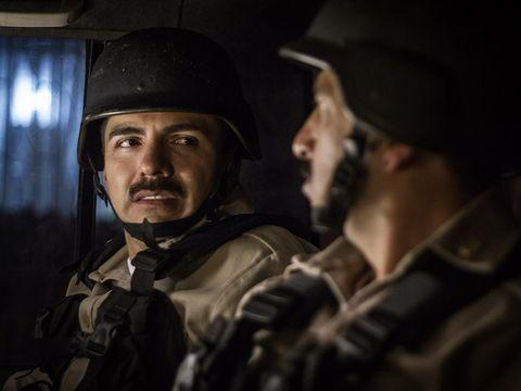 Soldier, Movie, Military, Uniform, Military uniform, Army, Darkness, Action film, Games, Screenshot,