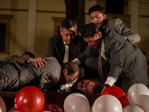 Red, Balloon, Fun, Ball, Party supply,