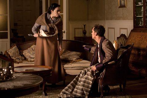 Scene, Drama, Acting, Screenshot, Conversation,