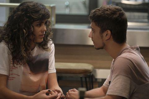 Conversation, Adaptation, Scene,