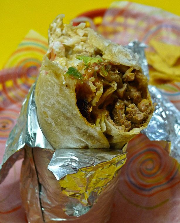 The Most Life-Changing Burrito in America Is...