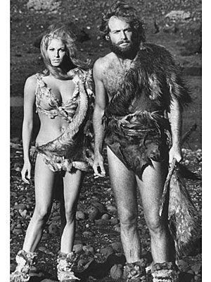 The Caveman, hunter/gatherer