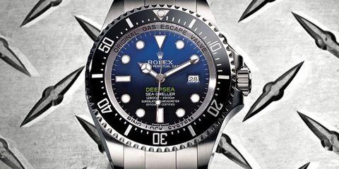 Rolex Perpetual Deepsea