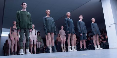 Kanye West for adidas