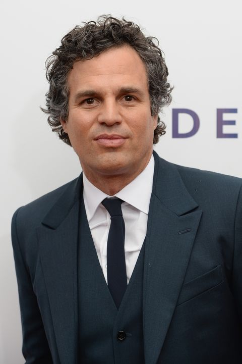 "NEW YORK, NY - JUNE 25:  Actor Mark Ruffalo attends the ""Begin Again"" premiere at SVA Theater on June 25, 2014 in New York City.  (Photo by Andrew H. Walker/Getty Images)"