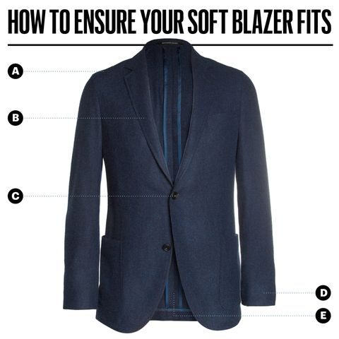 065bb98f6de This is How Your Soft Blazer Should Fit - Ensure Your Soft Blazer ...