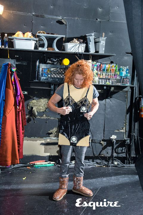 Carrot top quotes carrot top interview image m4hsunfo