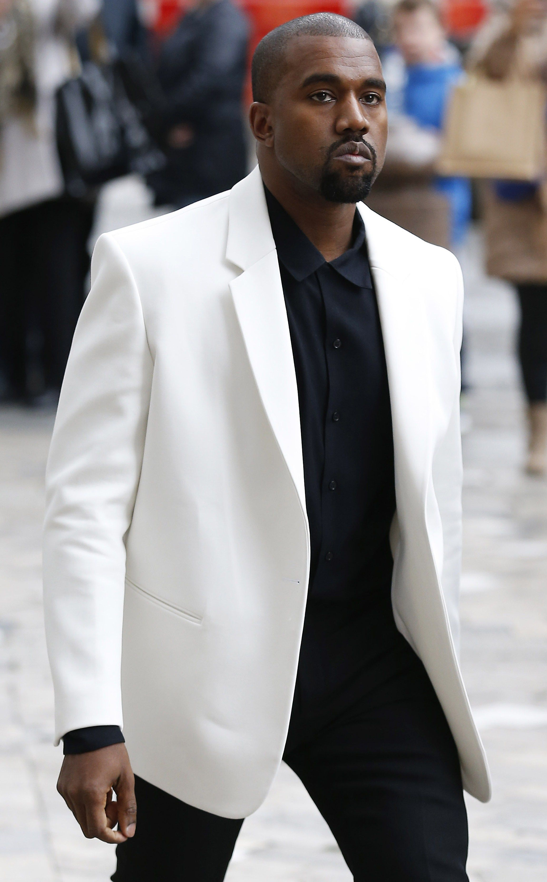 The Best Kanye-Isms From Yeezy's Oxford Speech