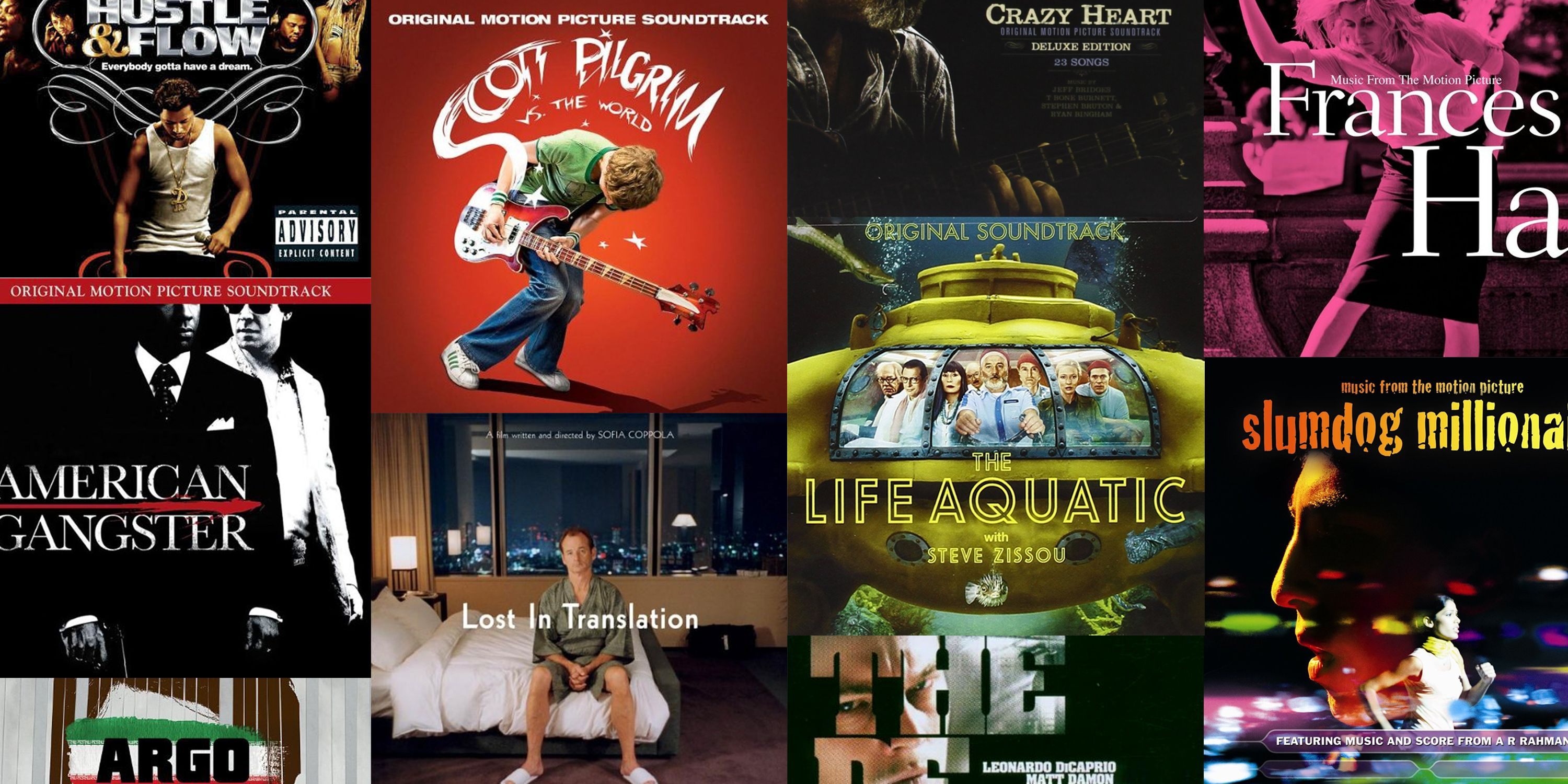 12 Memorable Movie Soundtracks from the Past 12 Years