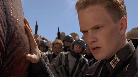 Neil Patrick Harris Please Reference Starship Troopers At