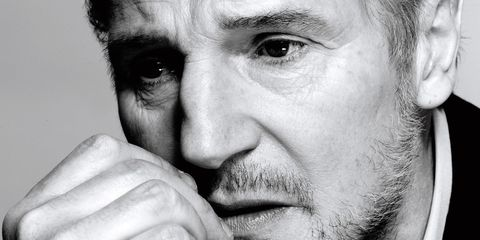 The Hard Luck and Beautiful Life of Liam Neeson