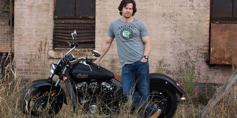 Mark Wahlberg Interview Indian Motorcycles Brand Ambassador