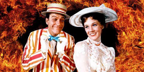 Mary Poppins - Death Metal - Nightmare Fuel