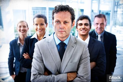 Vince Vaughn and Crew Create Some of the Best Stock Photos Ever
