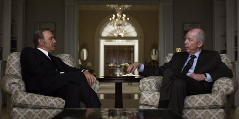 i>,,House of Cards<,,/i>,, Season 3, Episode 4 Recap: More