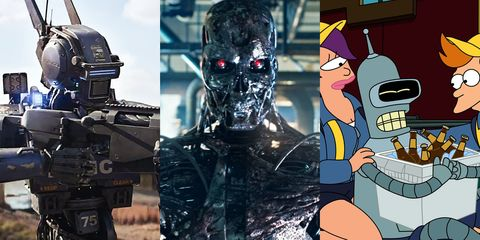 6 Movie Robots That Are Way Cooler Than Chappie