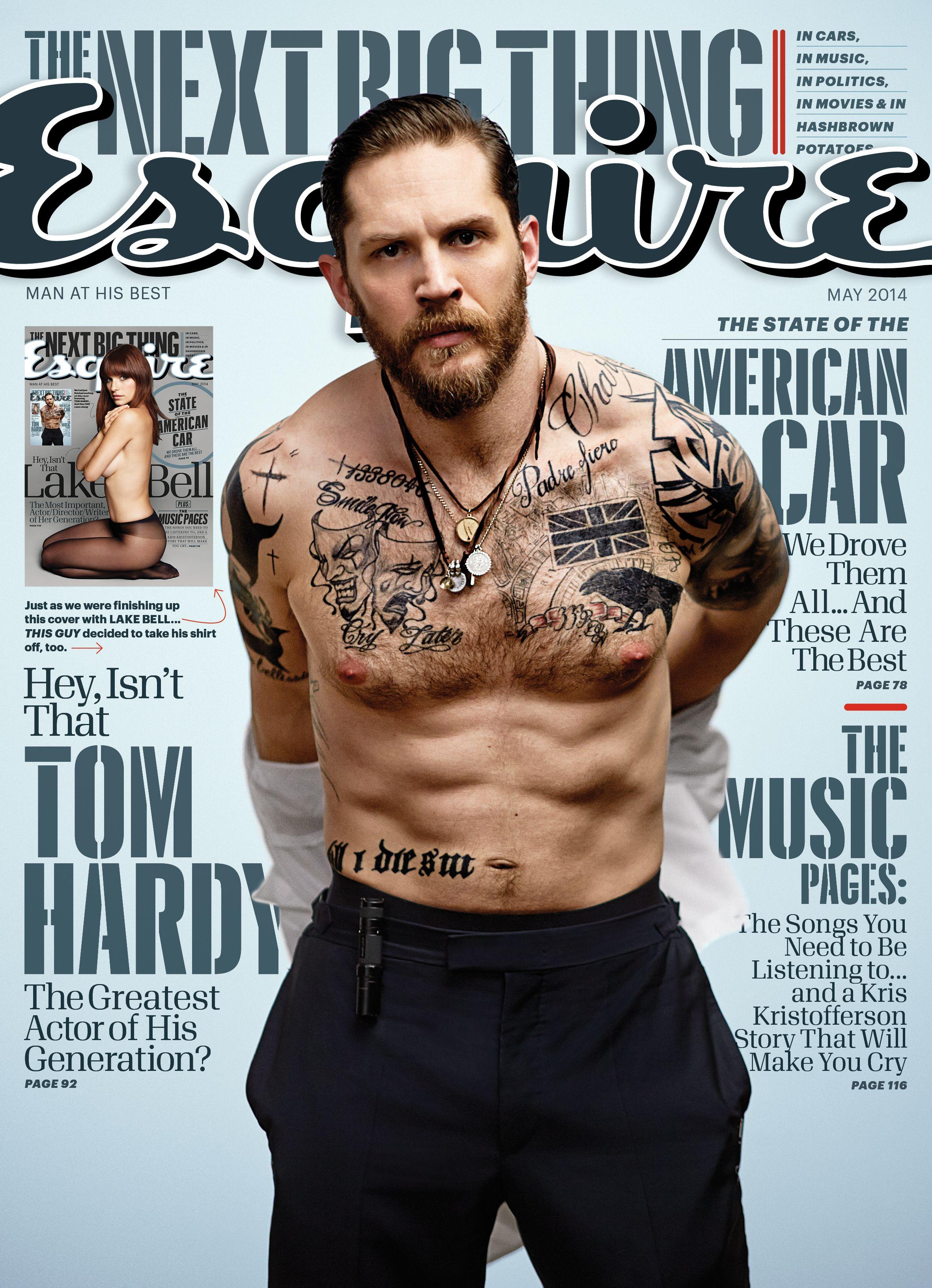 Tattooed dudes nailing