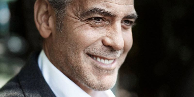George Clooney's Rules for Living