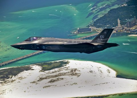 Doggle That Boon, Fellas: In Which We Revisit The F-35