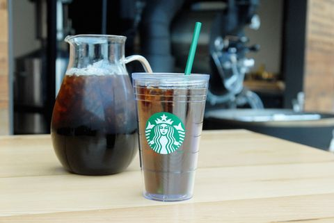 Cold-Brew Coffee Is Finally Coming to Starbucks