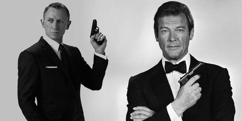 Daniel Craig and Roger Moore will star in a James Bond Short Film