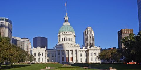 St. Louis County Courthouse