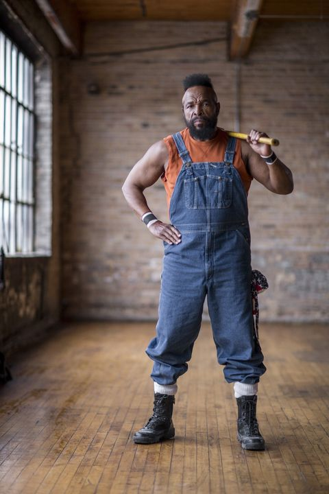 Mr. T to Star in Feel-Good Home Renovation Series