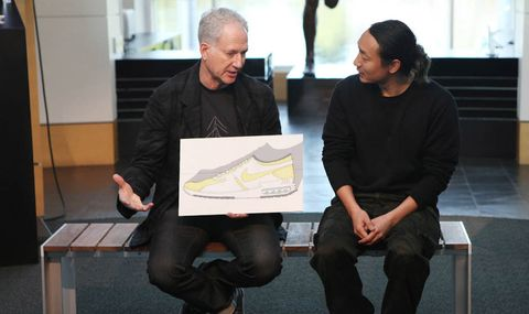 low priced 56c30 24232 See Tinker Hatfield's Amazing Air Max Prototype Sketch
