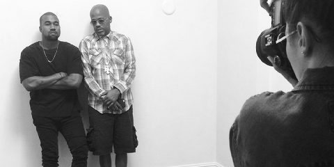 Kanye West Damon Dash