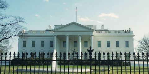 Property, Landmark, Government, Palace, Iron, Official residence, Home fencing, Column, Mansion, Metal,