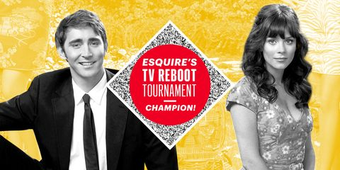 The Internet Demands More Pushing Daisies: Our TV Reboot Tournament Has a Winner