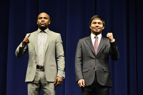 The Mayweather-Pacquiao Fight Is Already Breaking Records
