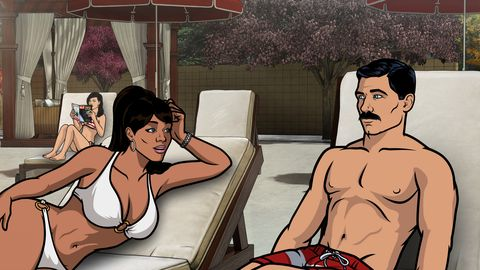 I Am Sterling Archer, and I Am Here to Improve Your Spring-Travel Plans