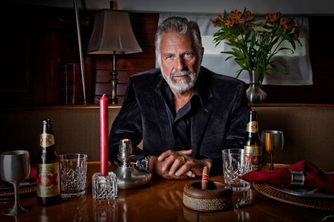 The 7 Most Interesting Things About The Man Who Plays 'The Most Interesting Man In the World'