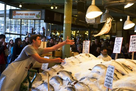 Why Eating Sustainable Seafood Matters