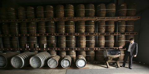 Here's Where You Can Find the World's Greatest Whiskey