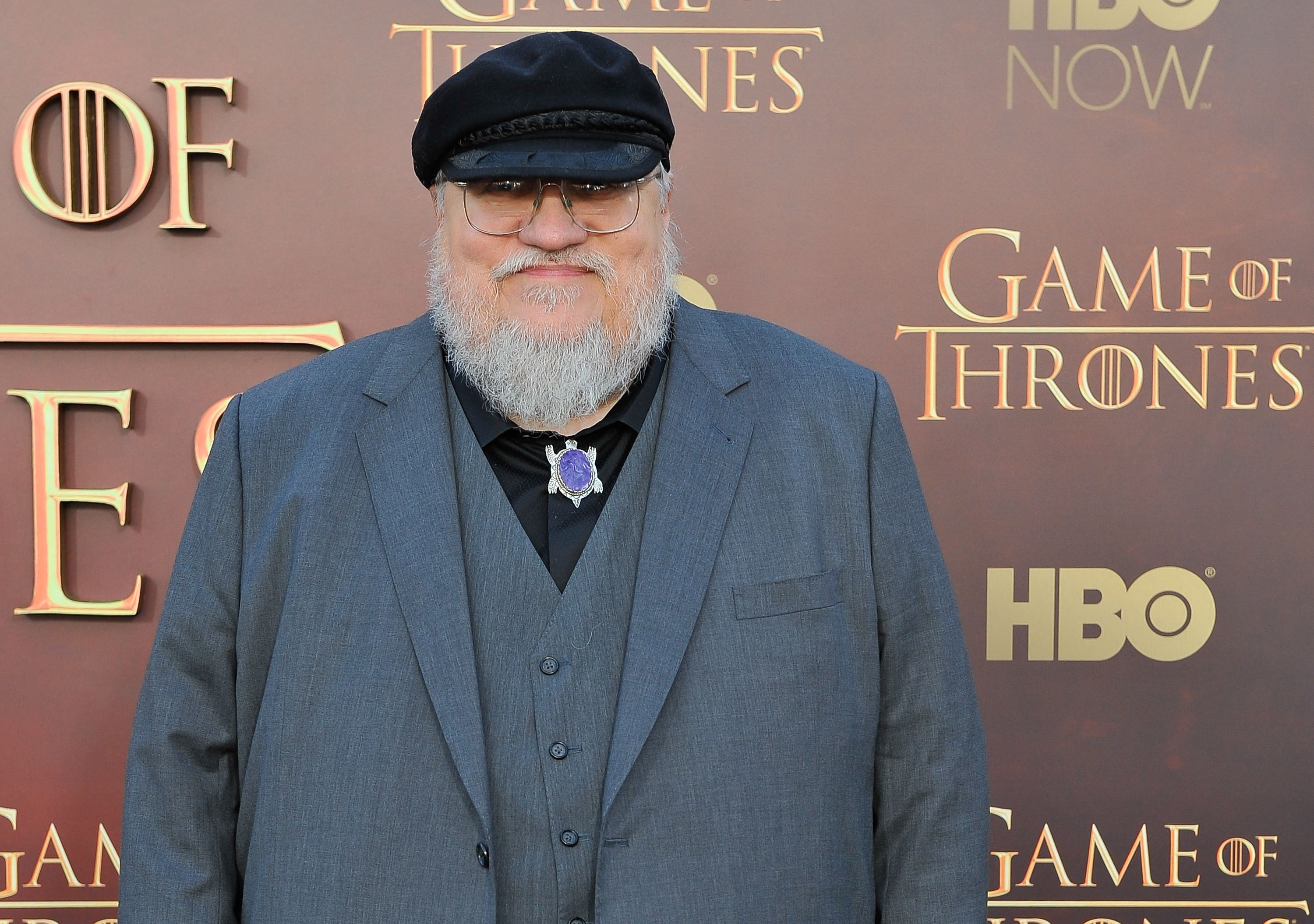 Game of Thrones Author George R.R. Martin Says the Show's Ending Won't Change His Books