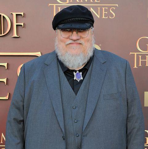 George R.R. Martin Won't Write Game of Thrones Season 6