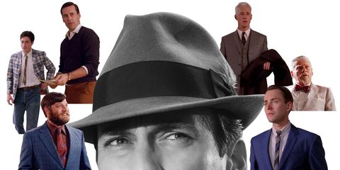 The 20 Best Mad Men Outfits Ever, Ranked
