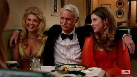 Mad Men' Season 7 Episode 8 'Severance' Recap