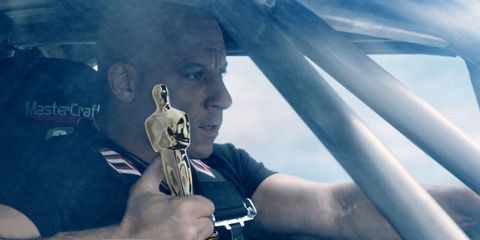 Furious 7 Best Picture Oscar Contender